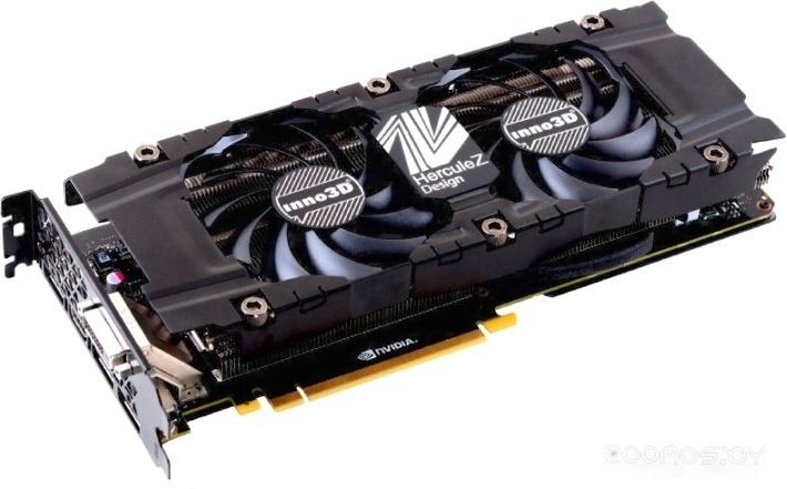Видеокарта Inno3D GeForce GTX 1060 Gaming OC 6GB GDDR5X N1060-ASDN-N6GNX
