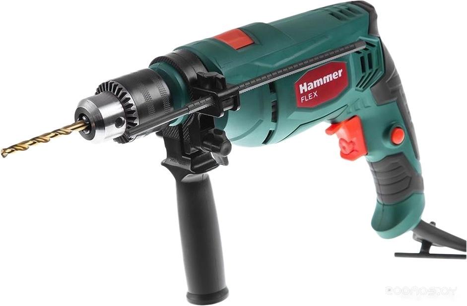 Ударная дрель Hammer UDD650LE
