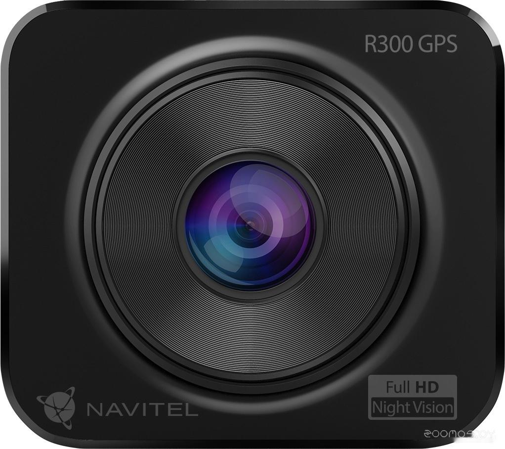 Автомобильный видеорегистратор Navitel R300 GPS