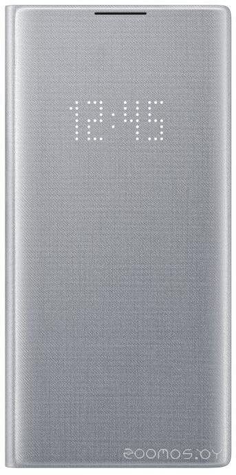 Samsung LED View Cover для Note10+ (Silver)