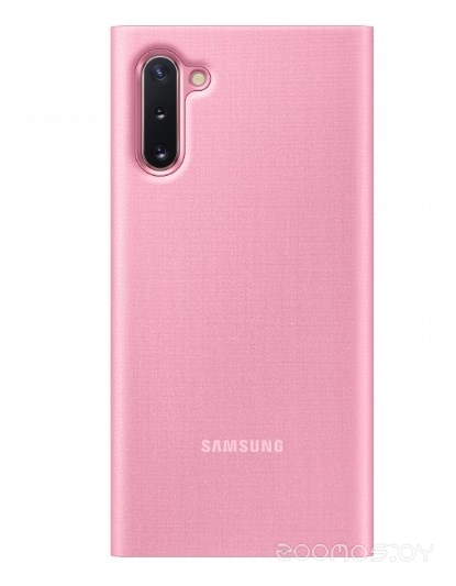 Samsung LED View Cover для Note10 (Pink)