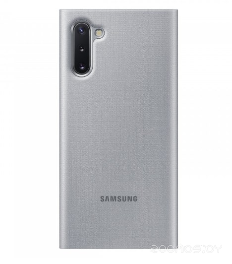Samsung LED View Cover для Note10 (Silver)