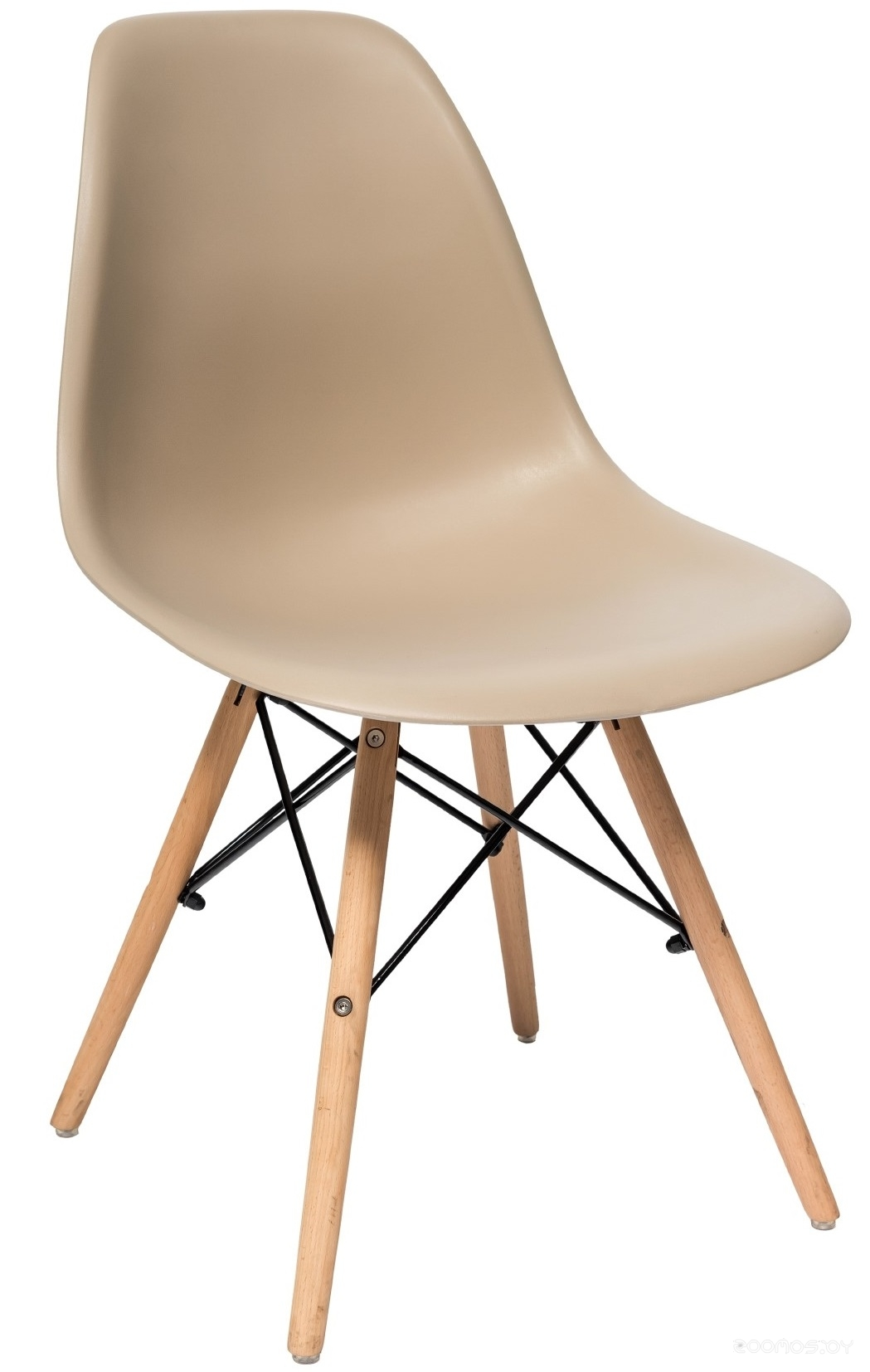 Стул Stool Group Eames Style DSW (Beige/Grey)