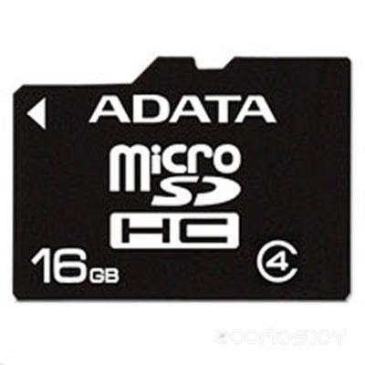 Карта памяти A-Data microSDHC Class 4