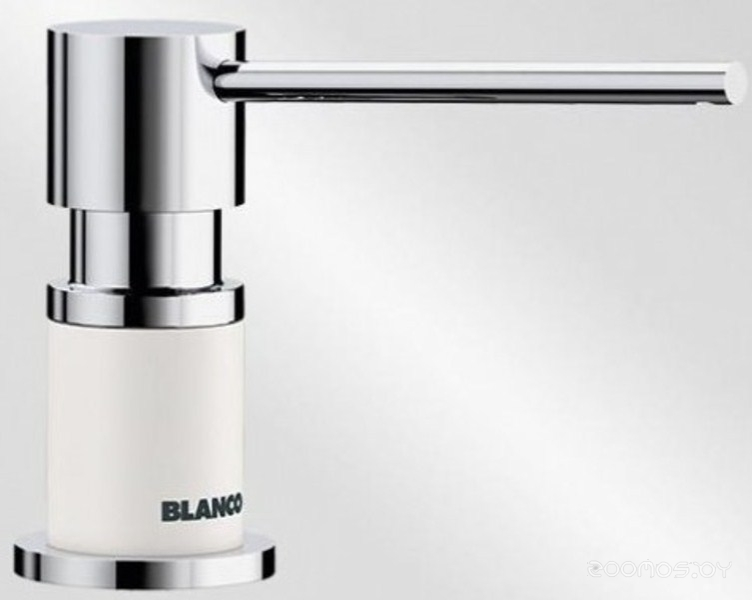Blanco Lato (Chrome/White)