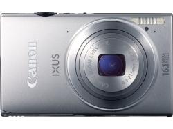 Canon IXUS 240 HS silver