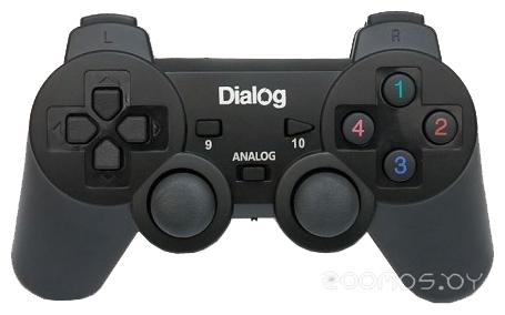 Беспроводной геймпад DIALOG GP-A11RF