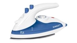 Scarlett SC-1135S white with blue