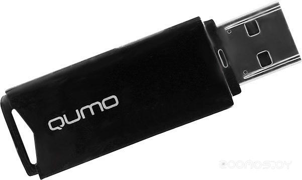 USB Flash Qumo Tropic 16Gb Black
