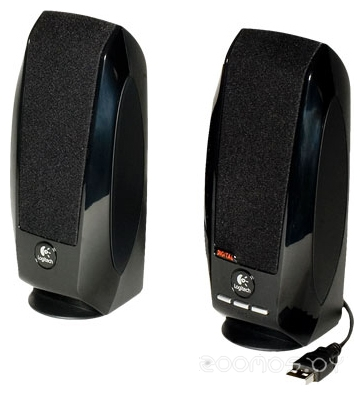Компьютерная акустика Logitech S150 black