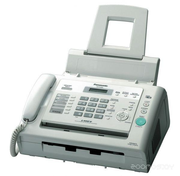 Факс Panasonic KX-FL423 W