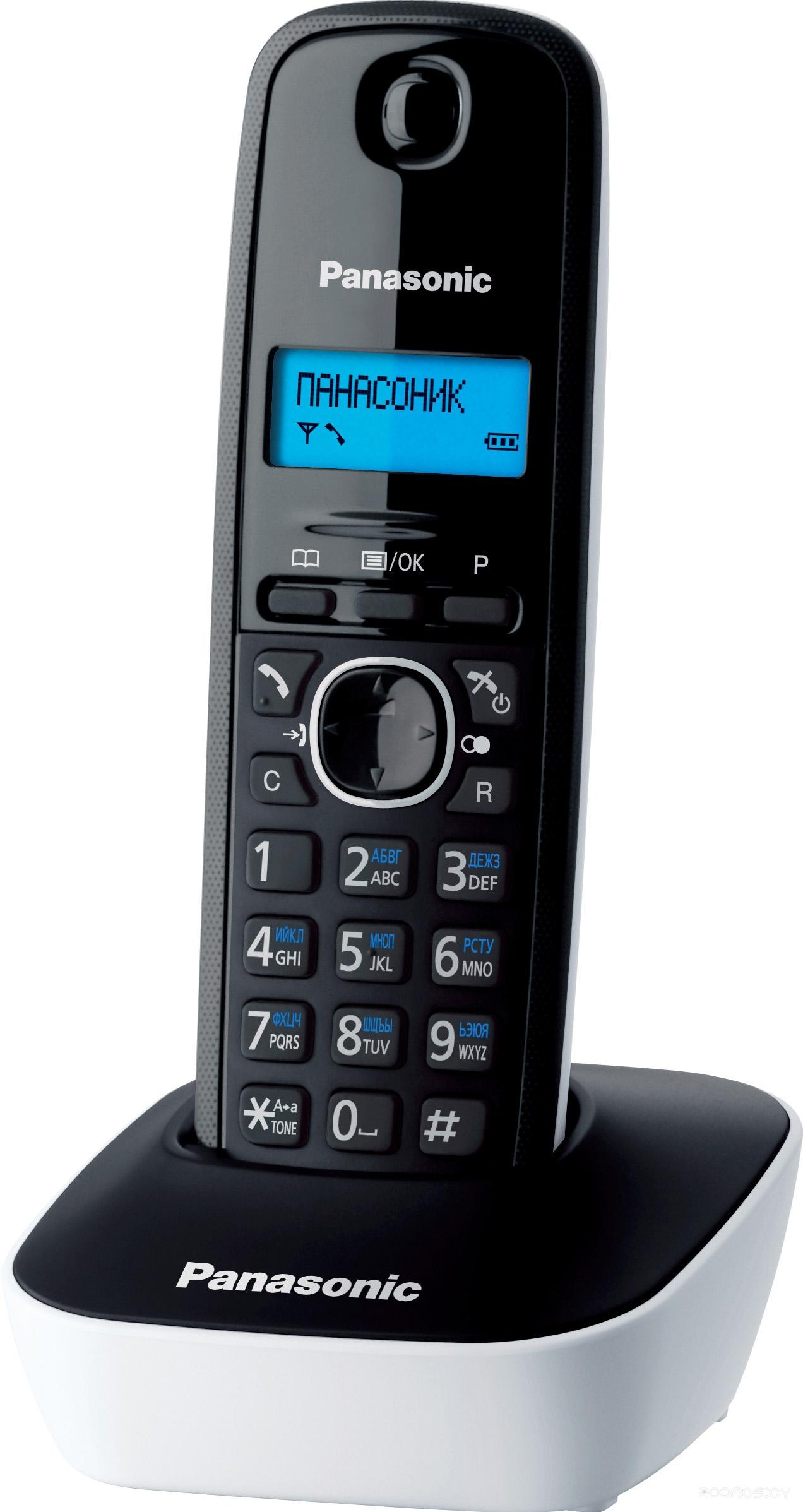 Радиотелефон Panasonic KX-TG1611 H