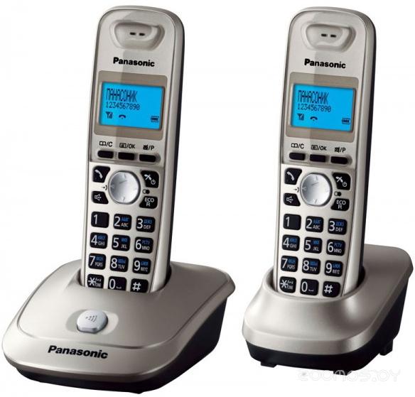 Радиотелефон Panasonic KX-TG2512 N