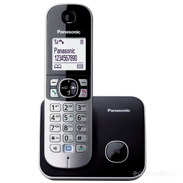 Радиотелефон Panasonic KX-TG6811 B