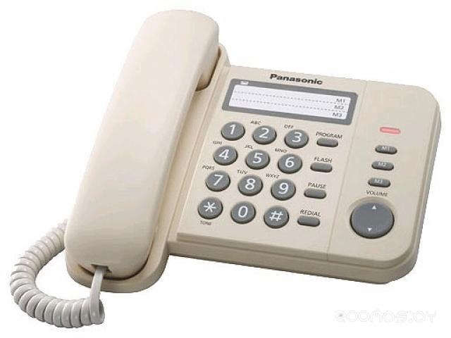 Проводной телефон Panasonic KX-TS2352 J