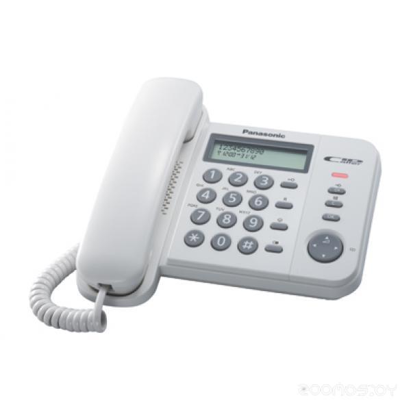 Проводной телефон Panasonic KX-TS2352 W