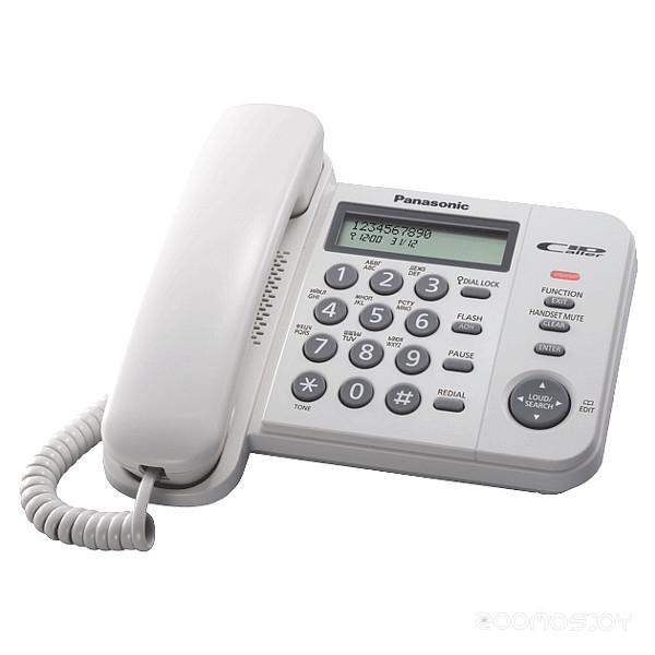 Проводной телефон Panasonic KX-TS2356 W