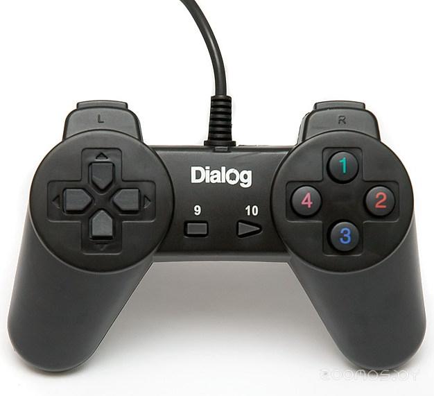 Проводной геймпад DIALOG GP-A01