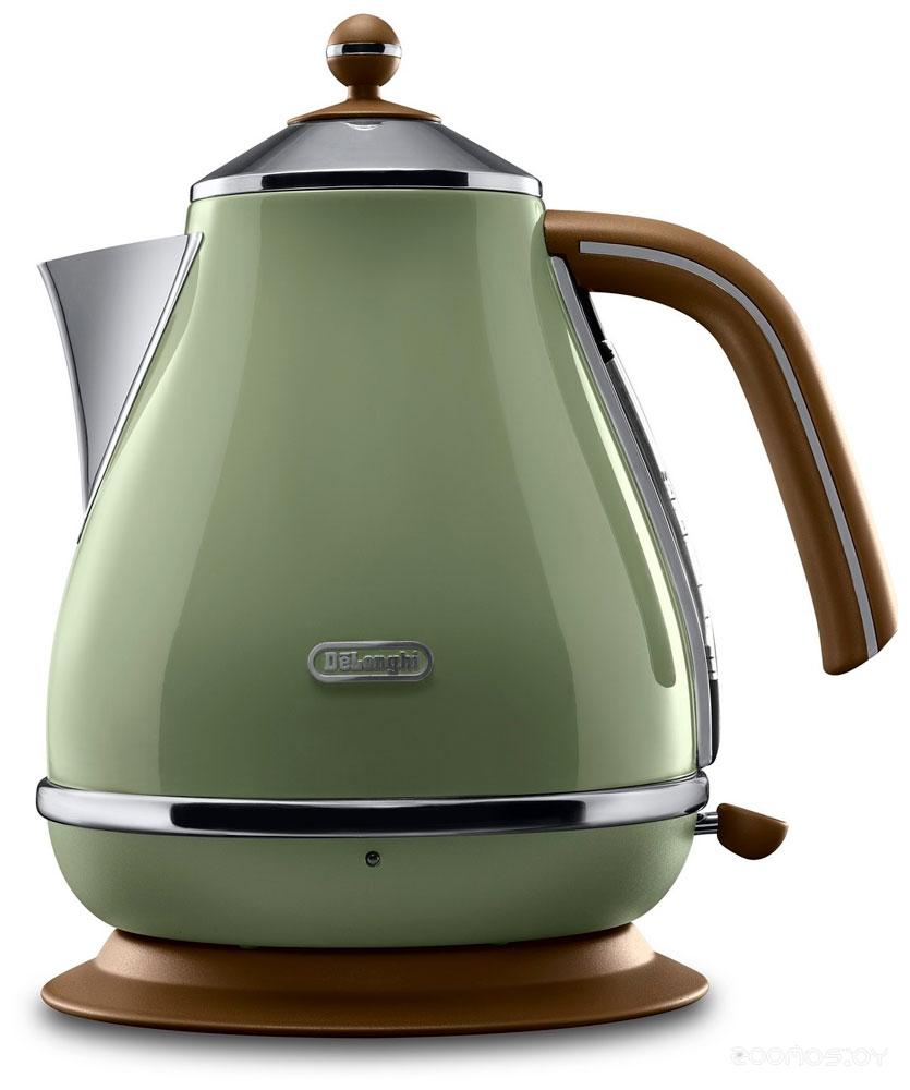 Электрический чайник Delonghi KBOV 2001.GR