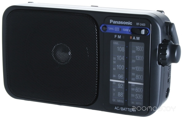 Радиоприемник Panasonic RF-2400EE-K