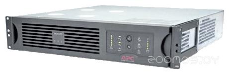Источник бесперебойного питания APC by Schneider Electric Smart-UPS 750VA USB RM 2U 230V