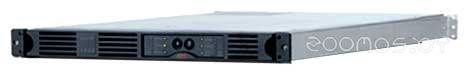 Источник бесперебойного питания APC by Schneider Electric Smart-UPS 1000VA USB & Serial RM 1U 230V