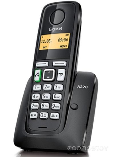 Радиотелефон Gigaset A220 (Black)