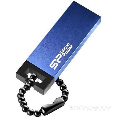 USB Flash Silicon Power Touch 835 Blue 32Gb