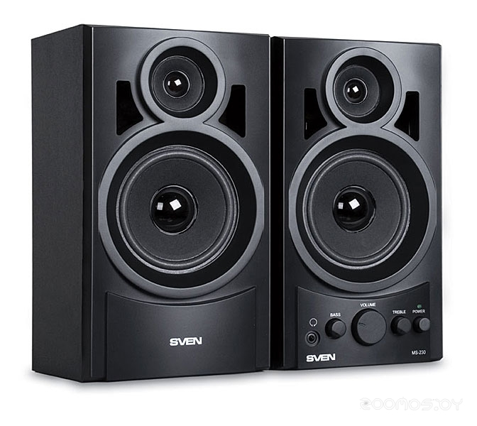 Компьютерная акустика Sven MS-230 Black