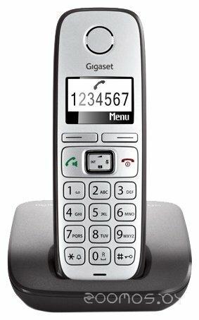 Радиотелефон Gigaset E310 Silver