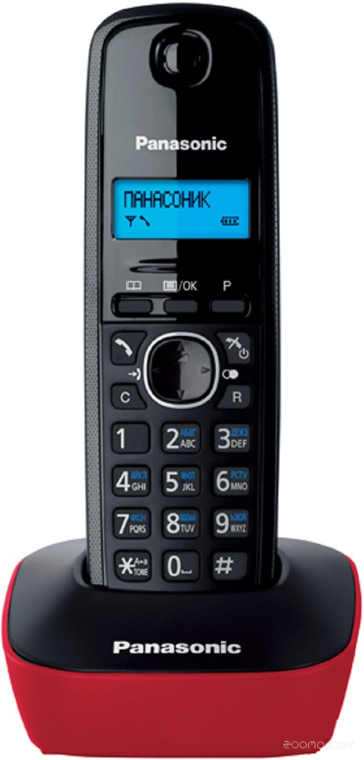 Радиотелефон Panasonic KX-TG1611 R