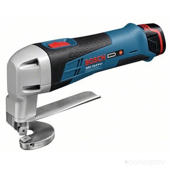 Ножницы по металлу Bosch GSC 10,8 V-LI