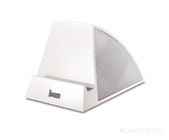 Портативная акустика Divoom iFit-3 White
