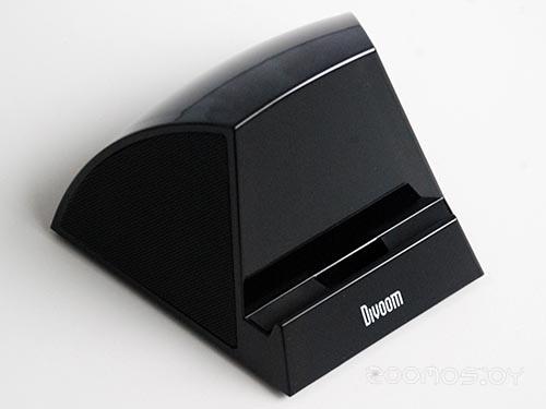 Портативная акустика Divoom iFit-3 Black
