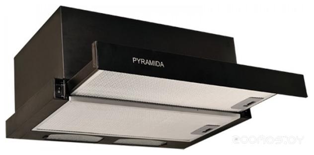 Вытяжка Pyramida TL-60 BK