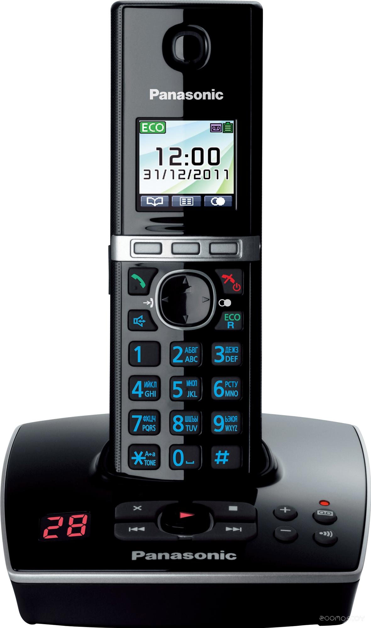 Радиотелефон Panasonic KX-TG8061 B