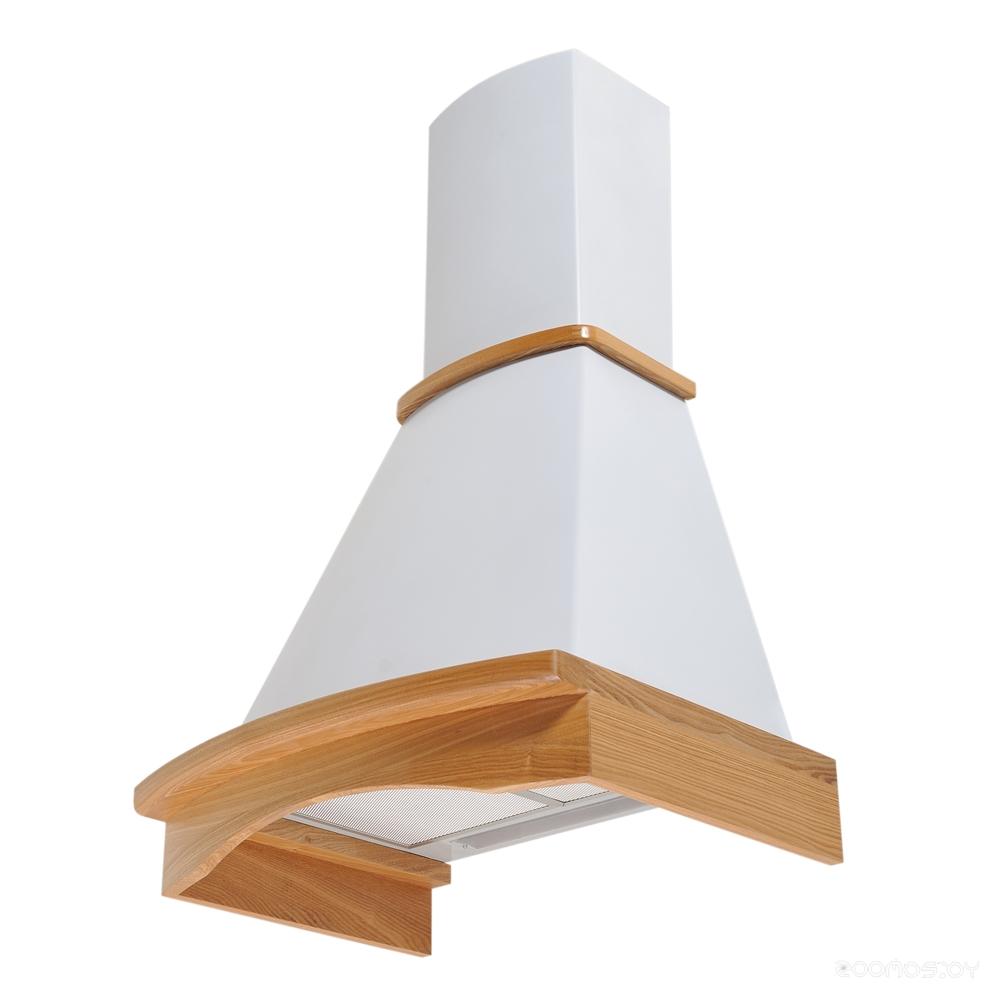 Вытяжка Pyramida R 60 white/U