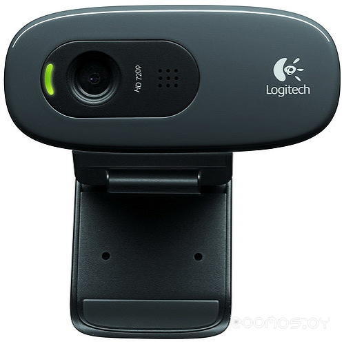 Веб-камера Logitech HD Webcam C270 (Black)