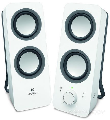 Компьютерная акустика Logitech Z200 (White)