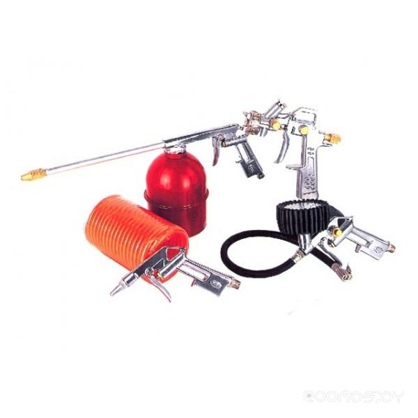 Набор пневмоинструмента из 5 предметов Eco SGK-5