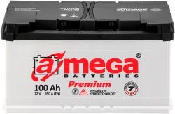 A-mega Premium 6СТ-100-А3 R (100 А/ч)