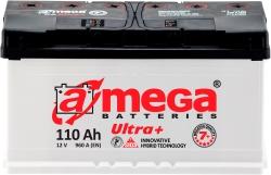 A-mega Ultra Plus 6СТ-110 R (110 А/ч)