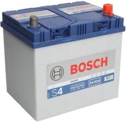 Bosch S4 024 560 410 054 (60 А/ч) JIS
