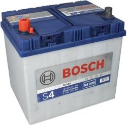 Bosch S4 025 560 411 054 (60 А/ч) JIS