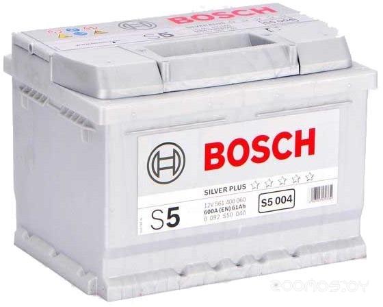 Автомобильный аккумулятор Bosch S5 004 561 400 060 (61 А/ч)