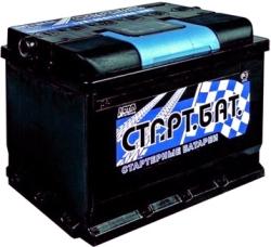 Стартбат 6СТ-60-А3 (60 А/ч)