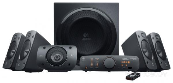 Акустическая система Logitech Surround Sound Speakers Z906