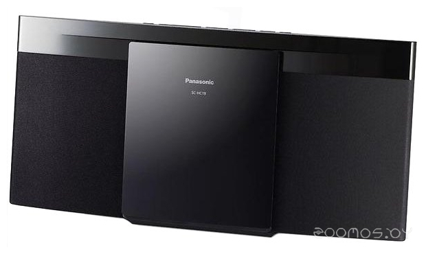 Музыкальный центр Panasonic SC-HC19EE-K