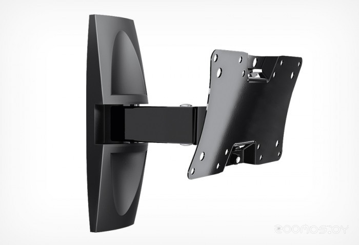 Кронштейн Holder LCDS–5063 black glossy