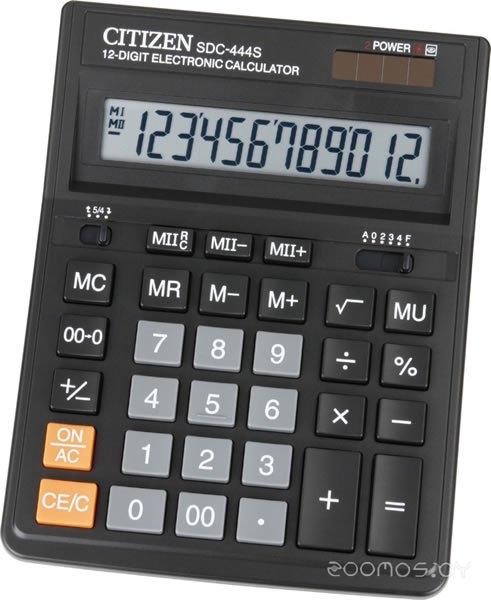 Калькулятор CITIZEN CI-SDC444S
